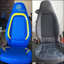 scaun auto smart modificat